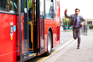 GETTING THE RIGHT PEOPLE ON THE BUS: The NeuroticallyObsessed withExcellence