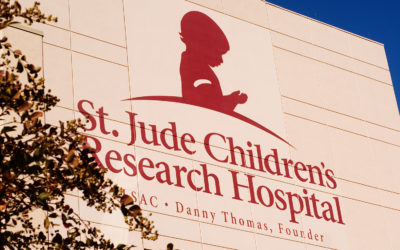 THE FLYWHEEL EFFECT: Organizational Branding at St. Jude Children's Research Hospital