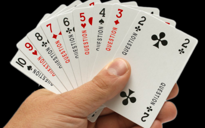 THE FINE ART OF ASKING: Developing Your Deck of Go-to Questions